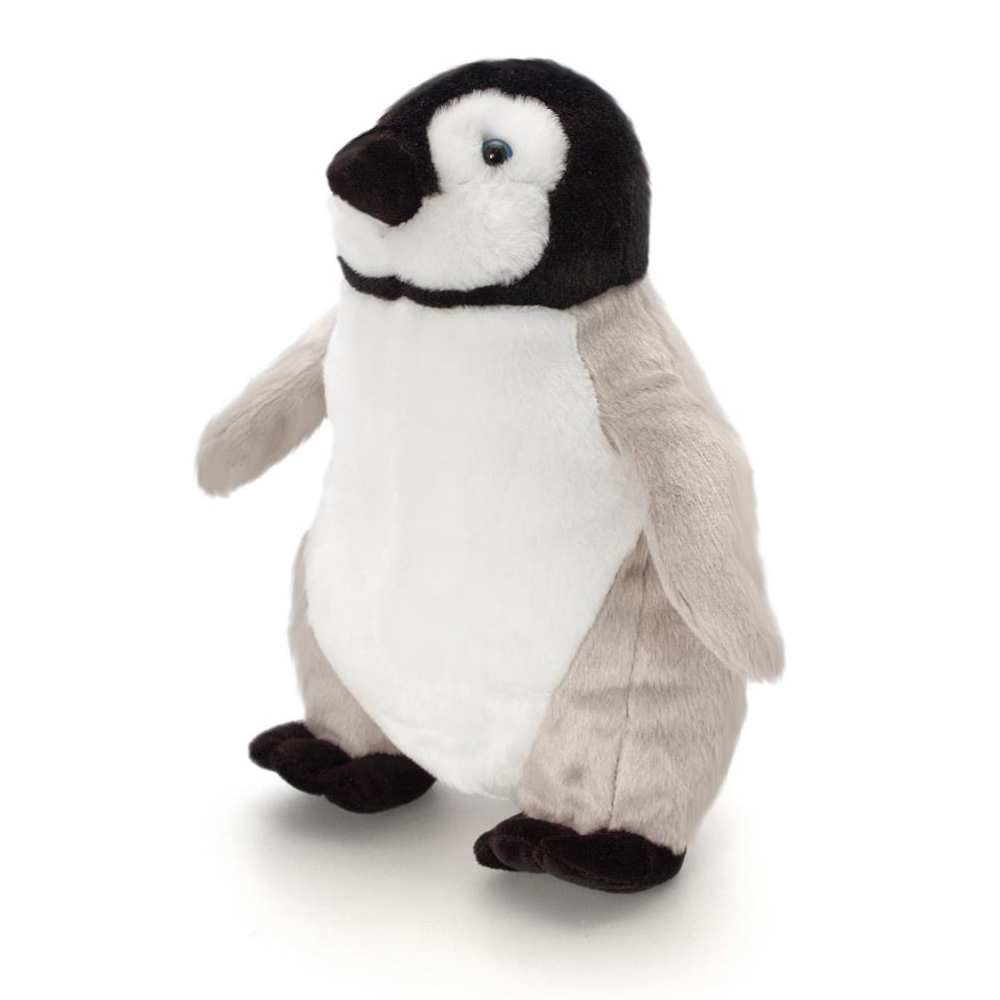 Baby Emperor Penguin Toy Soft Fabric Hand-washable