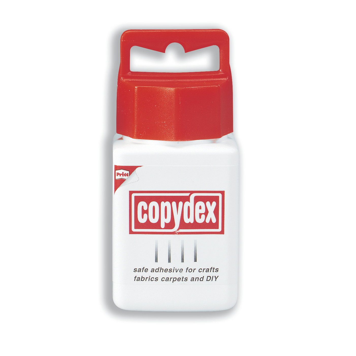 Copydex Craft Glue Strong Water-based Latex Adhesive Bottle 125ml Ref 260920 [Bulk Pack] Jan-Dec 2018