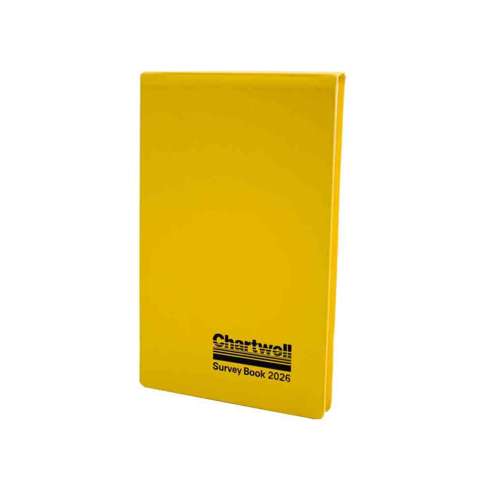 Chartwell Survey Book Field Weather Resistant 80 Leaf 130x205mm Ref 2026Z