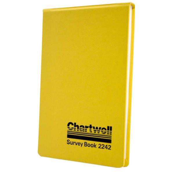 Survey Chartwell Survey Book Dimension Weather Resistant 80 Leaf 106x165mm Ref 2242Z
