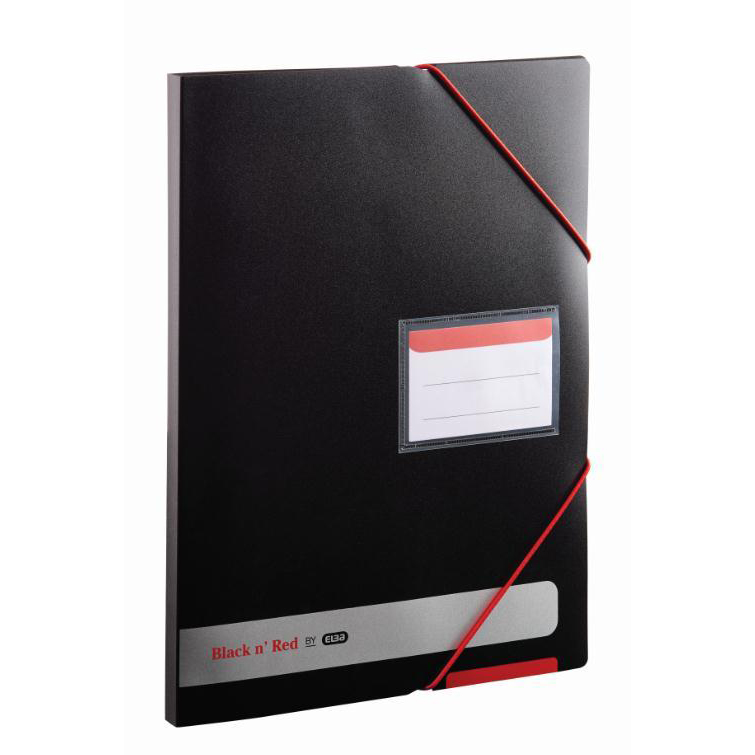 Black N Red Display Book Ref 400050725 [2 For 1] Jan-Dec 2019