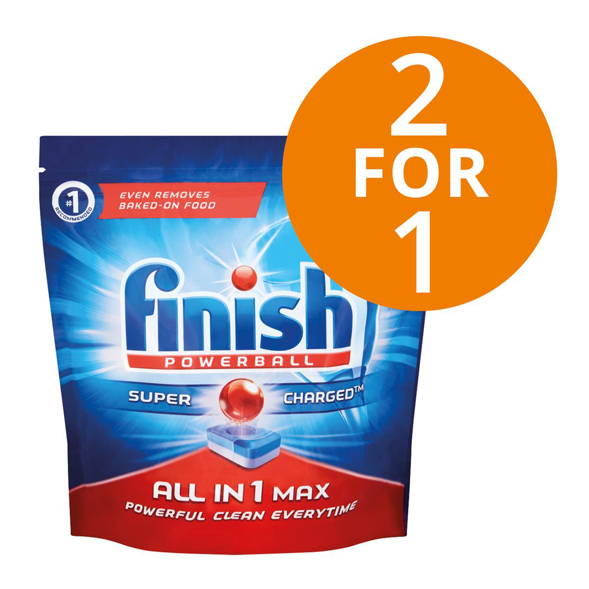 Finish AIO Powerball 53 Bogof Mar4/18
