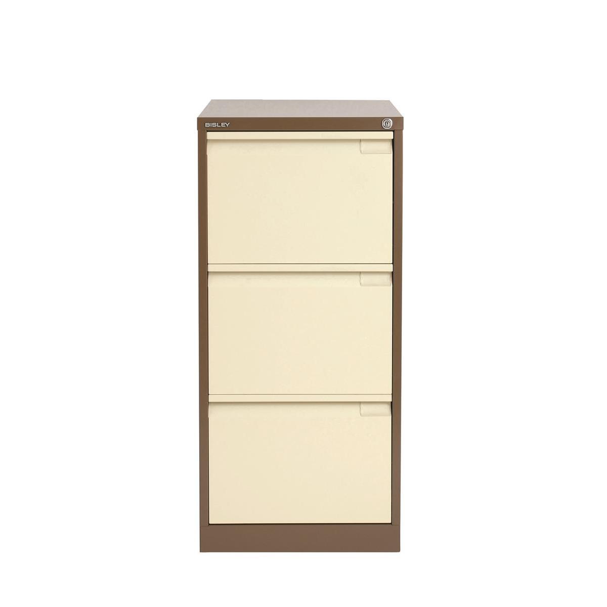 Filing cabinets or accesories Bisley Filing Cabinet 470x622x1016mm Ref 1633-av5av6