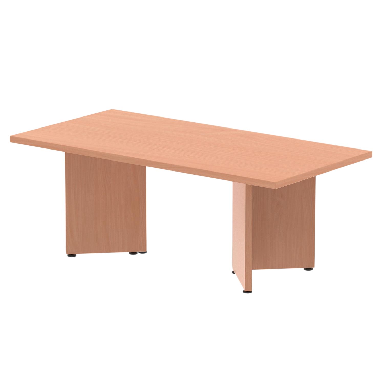 Trexus Coffee Table 1200x600x450mm Arrowhead Beech Ref MI002923