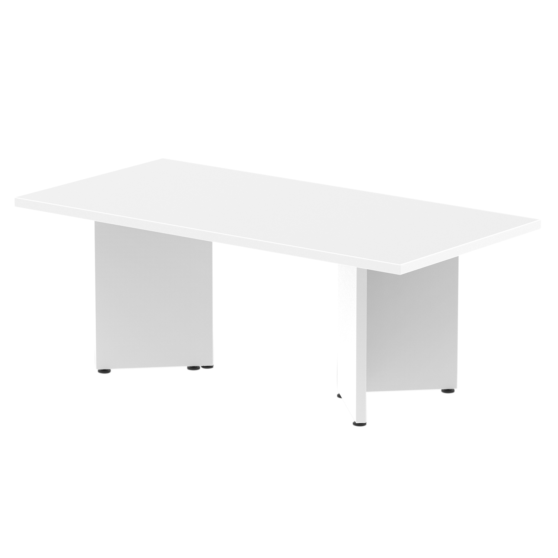 Trexus Coffee Table 1200x600x450mm Arrowhead White Ref MI002953