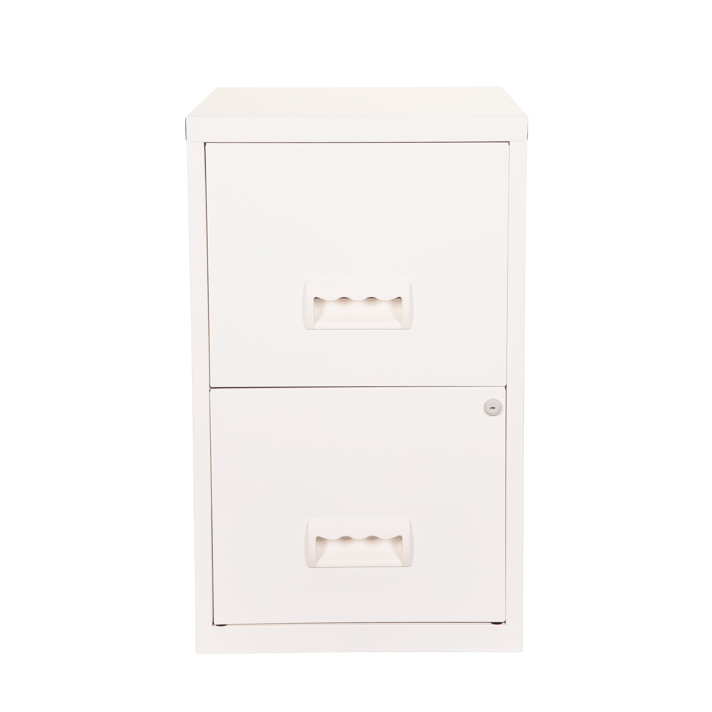 Filing cabinets or accesories Pierre Henry Maxi Filing Cabinet 2 Drawer A4 White Ref 095793