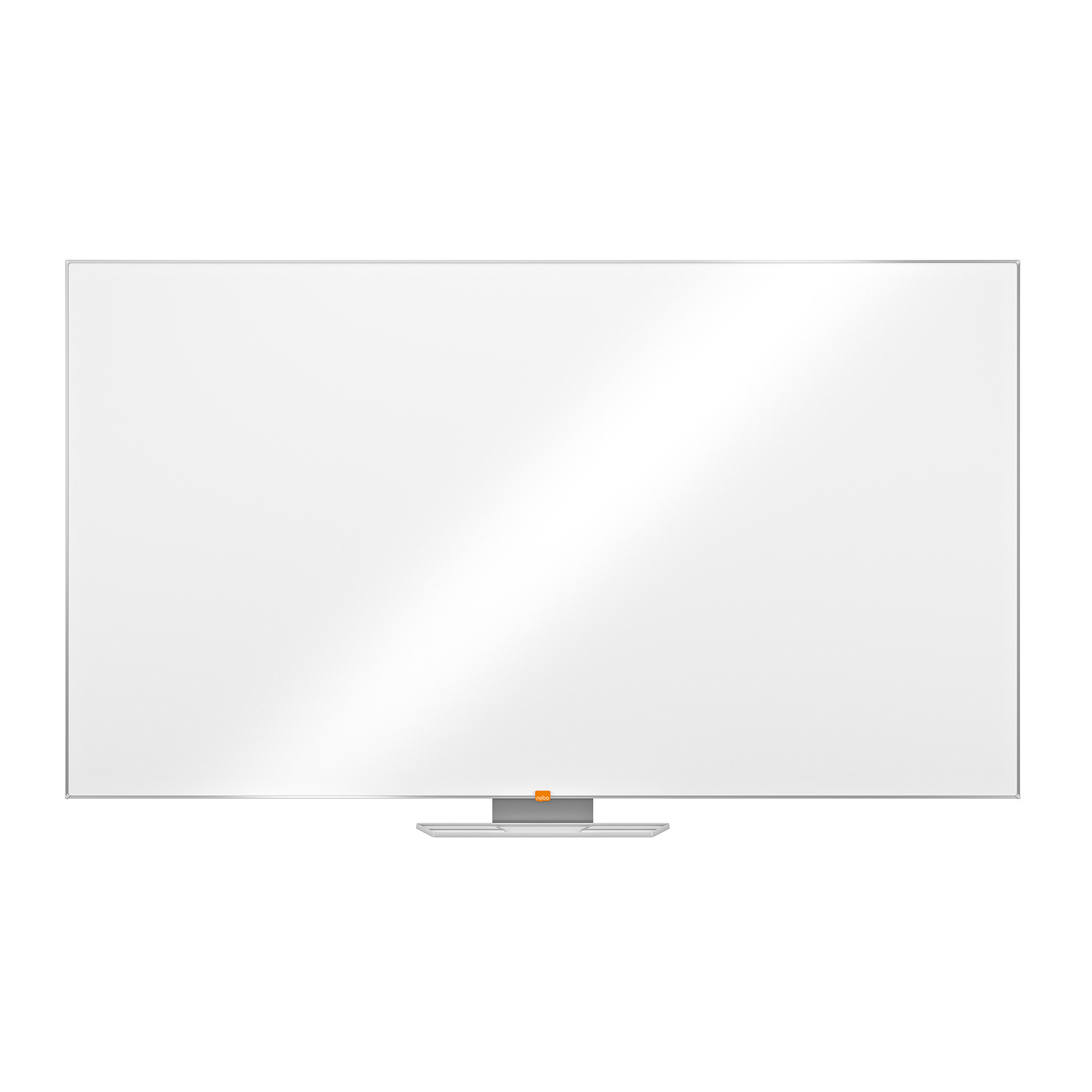 Nobo Widescreen 85 inch Whiteboard Melamine Surface Magnetic W1894xH1071 White Ref 1905295