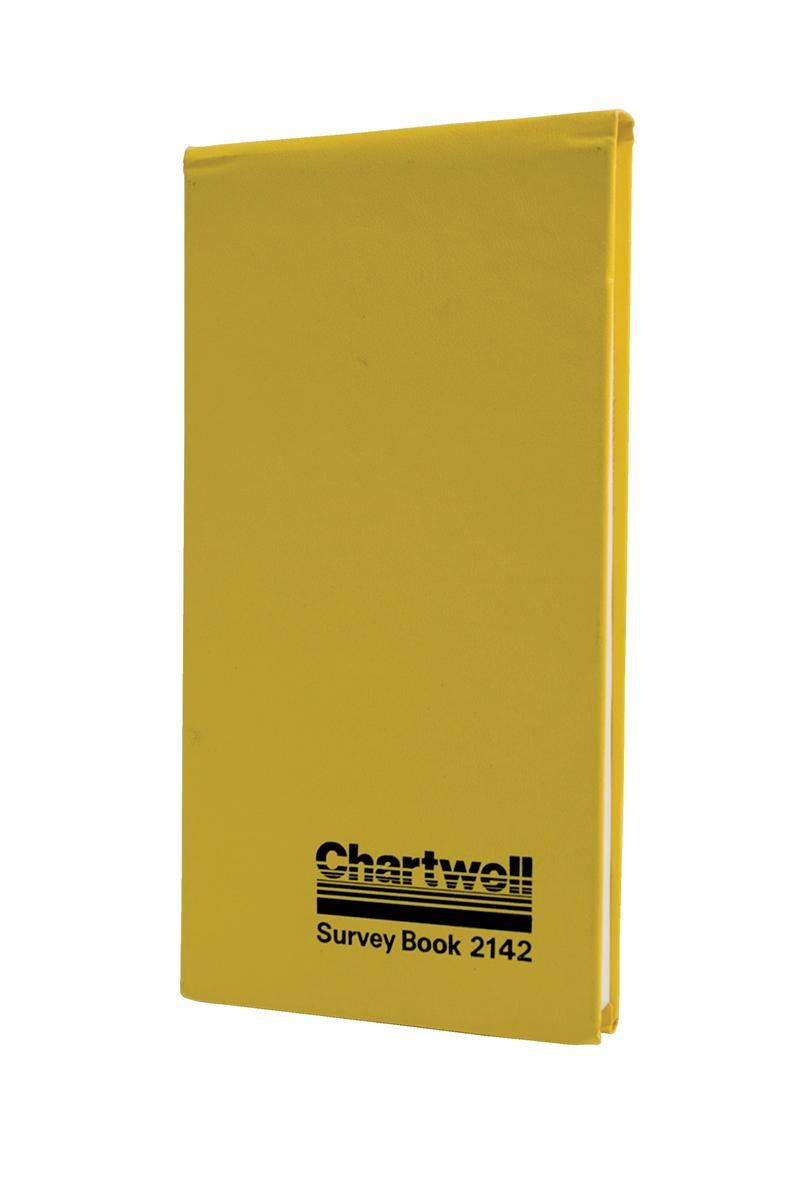 Image for Chartwell Survey Book Dimension Weather Resistant 80 Leaf 106x205mm Ref 2142Z