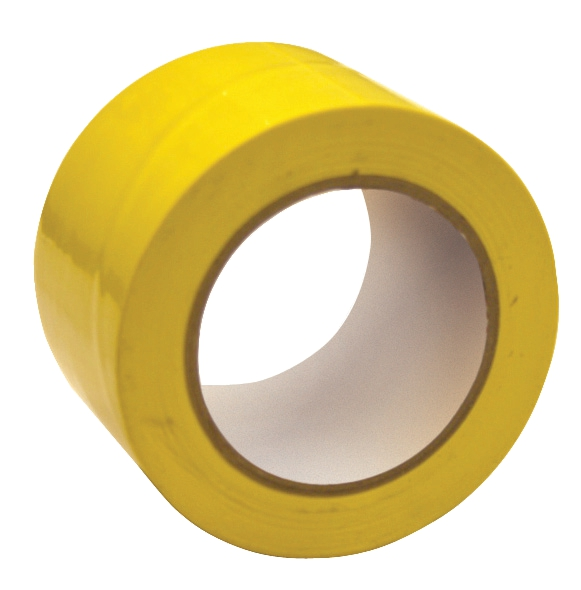 Image for Floor Marking Tape Heavy Duty Yellow 75mmx33m
