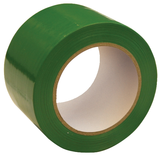 Image for Floor Marking Tape Heavy Duty Green 75mmx33m