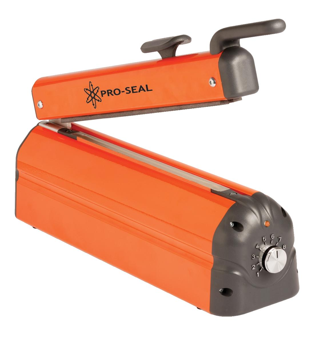 Image for Adpac Impulse Heat Sealer With Cutter Adjustable Sealing-time Size 420mm Ref C420