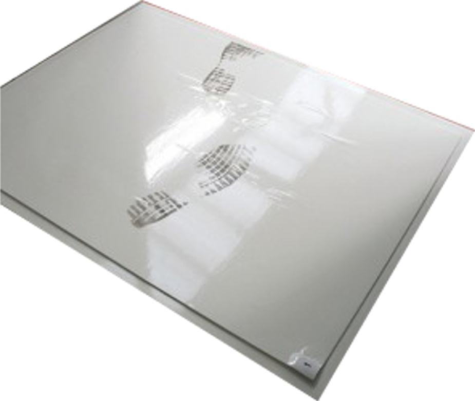 Image for COBA FirstStep Mat Anti-Contamination Surface 30 Layers W450xD1170xH1.5mm White Ref WC000004 [Pack 4]