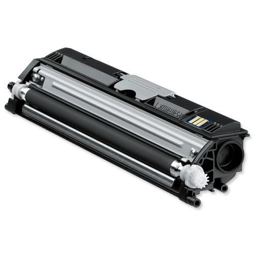 Konica Minolta Laser Toner Cartridge High Capacity Page Life 2500pp Black Ref A0V301H