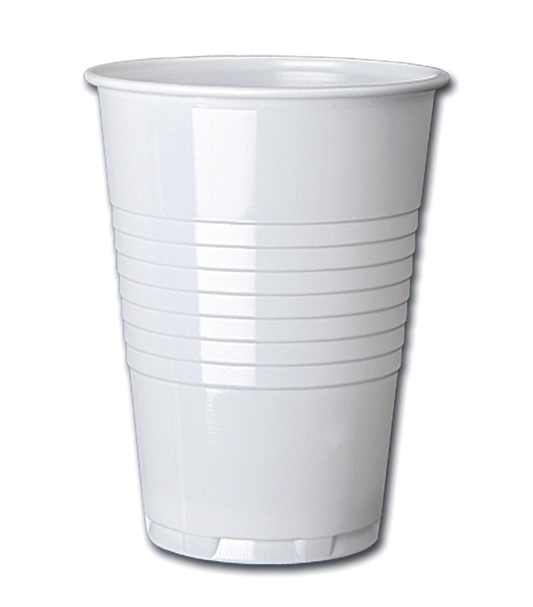 Cup for Hot Drinks Plastic for Vending Machine 7oz 200ml Tall [Pack 100]