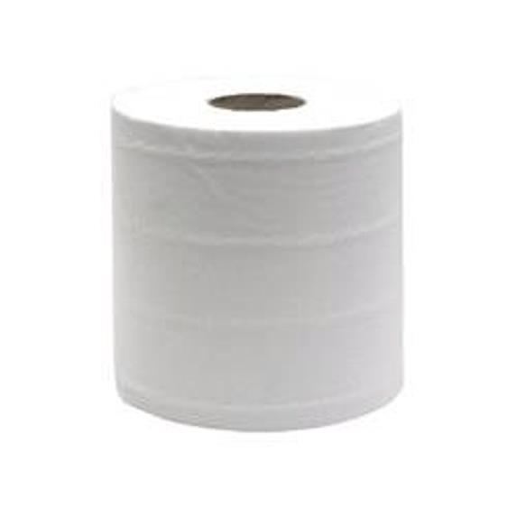 Maxima 4695 Centrefeed Toilet Roll 2-Ply 150m White Ref 1105003 [Pack 6]