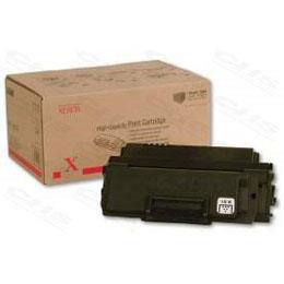 Xerox Phaser 3600 Laser Toner Cartridge High Yield Page Life 14000pp Black Ref 106R01371