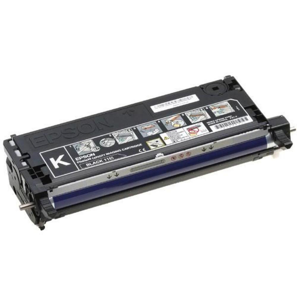 Epson S051165 Laser Toner Cartridge Page Life 3000pp Black Ref C13S051165