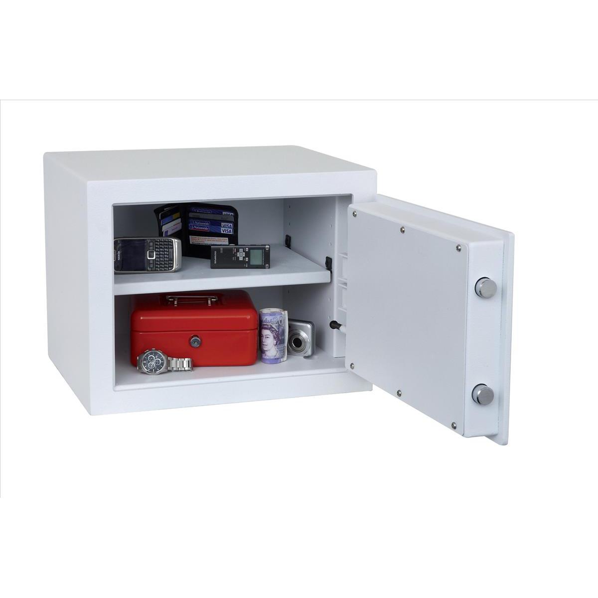 Phoenix Fortress High Security Safe Key Lock 24L Capacity 25kg W450xD350xH350mm Ref SS1182K