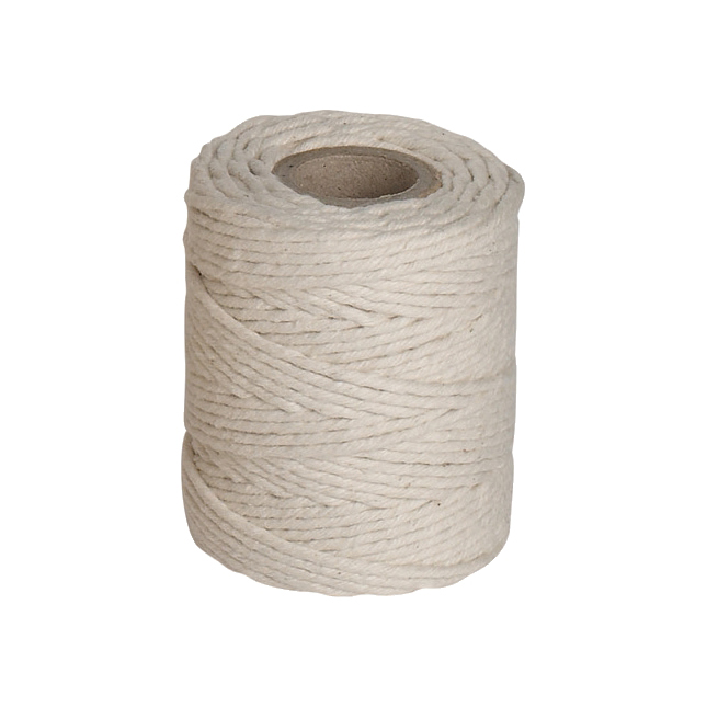 String or twine Twine Cotton Medium 250g 114m [Pack 6]