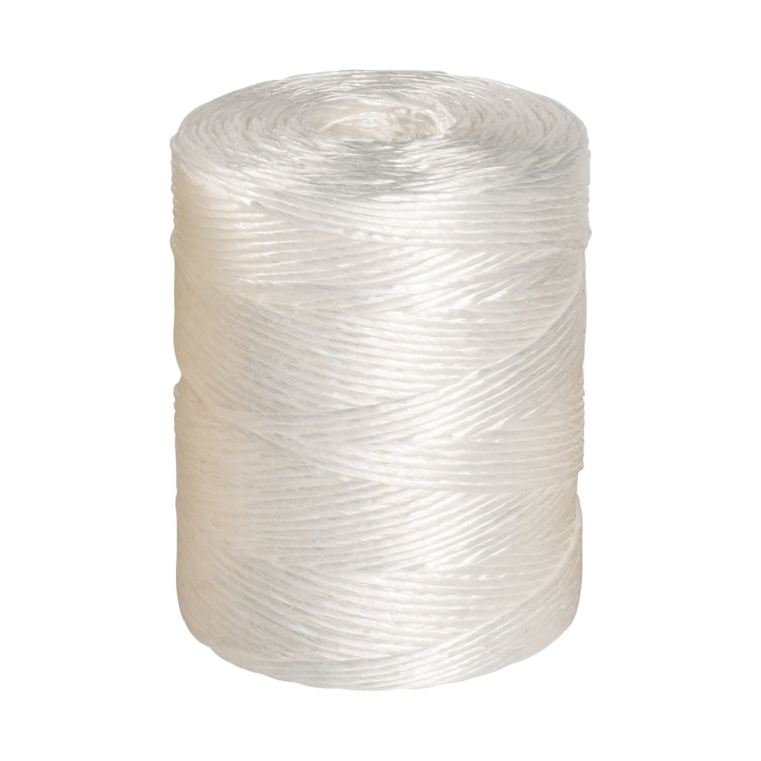 String or twine Twine Polypropylene Medium 1kg 450m White