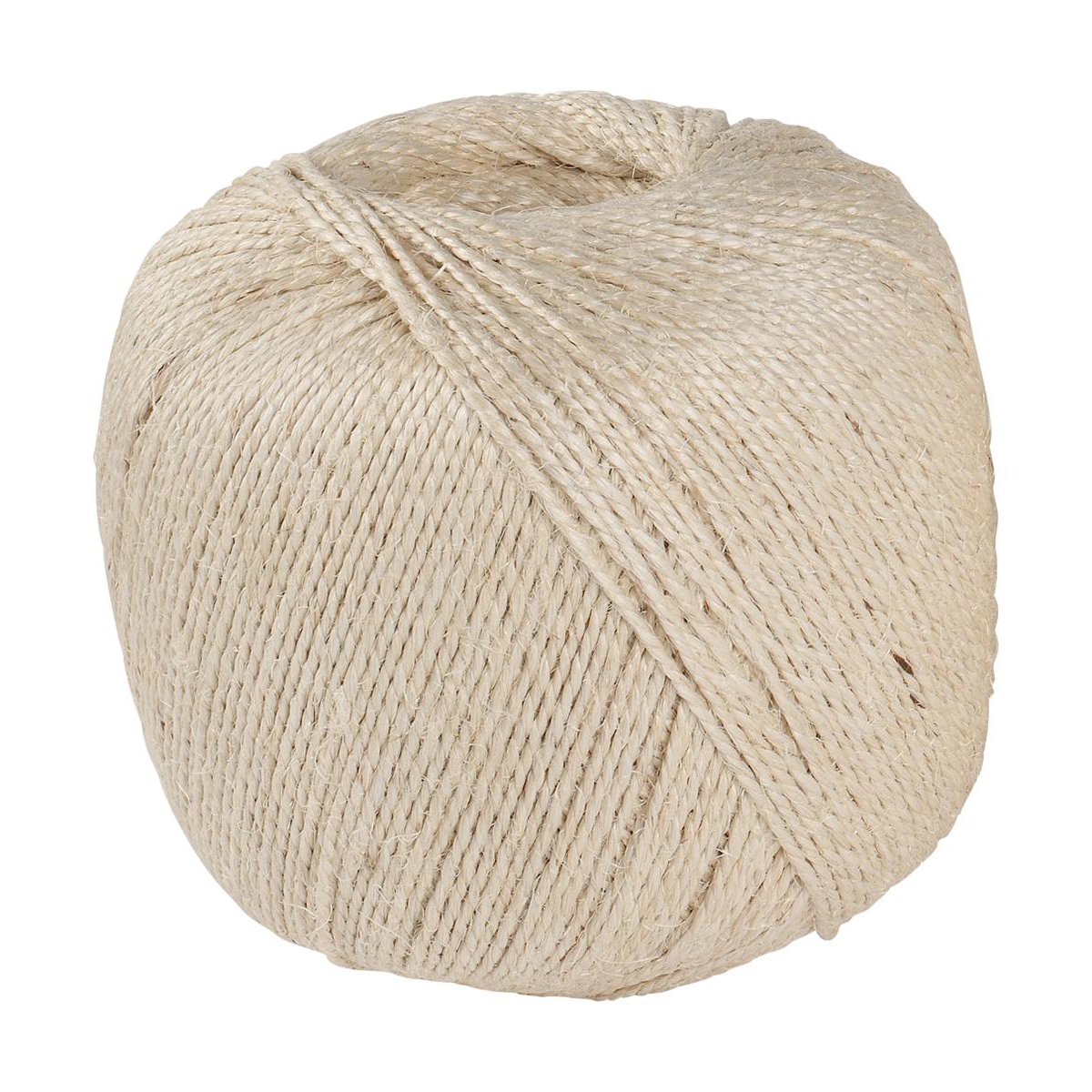 String or twine Sisal Twine Thick 2.5kg 750m White Ref 166100011