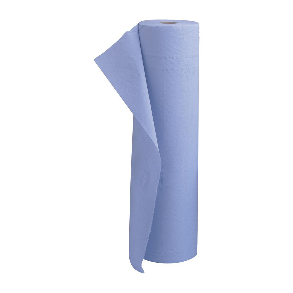 5 Star Facilities Hygiene Roll 20 Inch Width 100 per cent recycled 2-ply 130 Sheets W500xL457mm 40m Blue