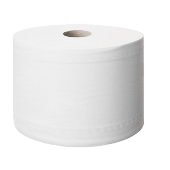 Tork SmartOne Toilet Roll 2-Ply 1150 Sheets per 207m Roll White Ref 472242 Pack 6