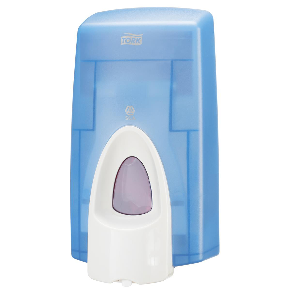 Tork Foam Soap Dispenser for 0.8 Litre Refill Cartridges Casing Blue Ref 470210