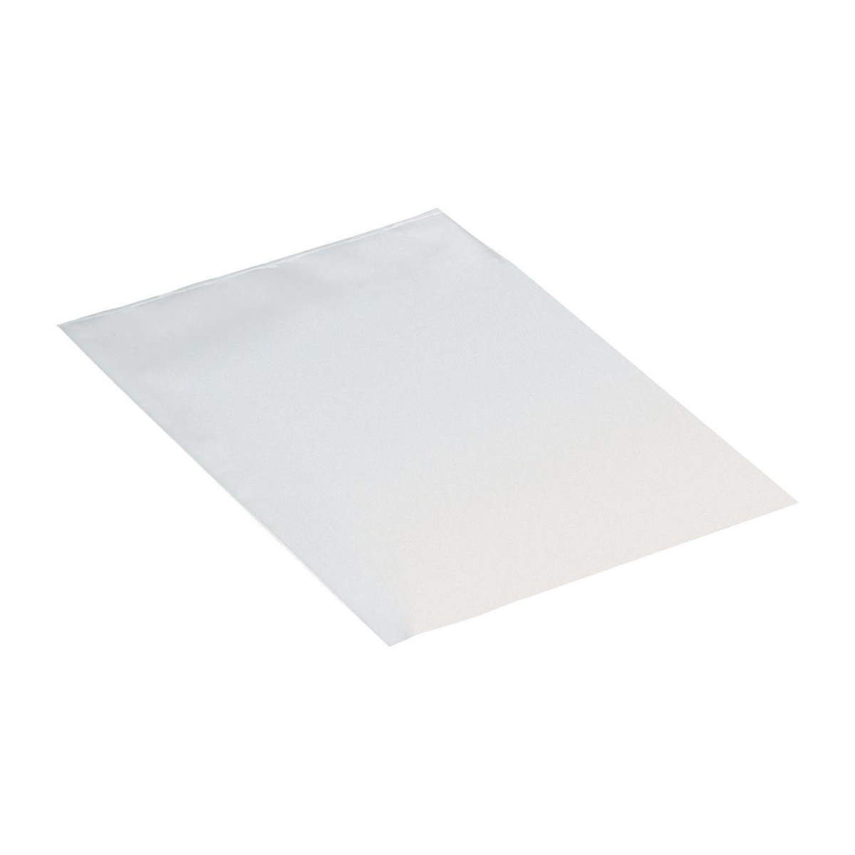 Polybags Polythene Lightweight 120 Gauge 375x500mm Transparent [Pack 1000]