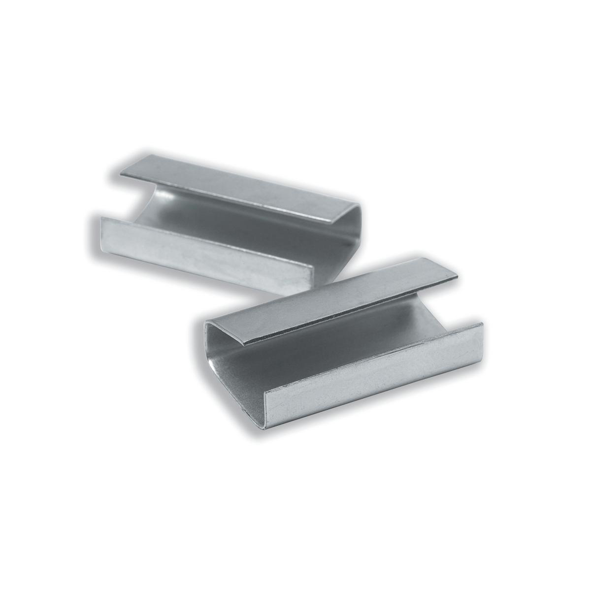 Strapping Strapping Seals Medium Duty Metal 12mm [Pack 2000]