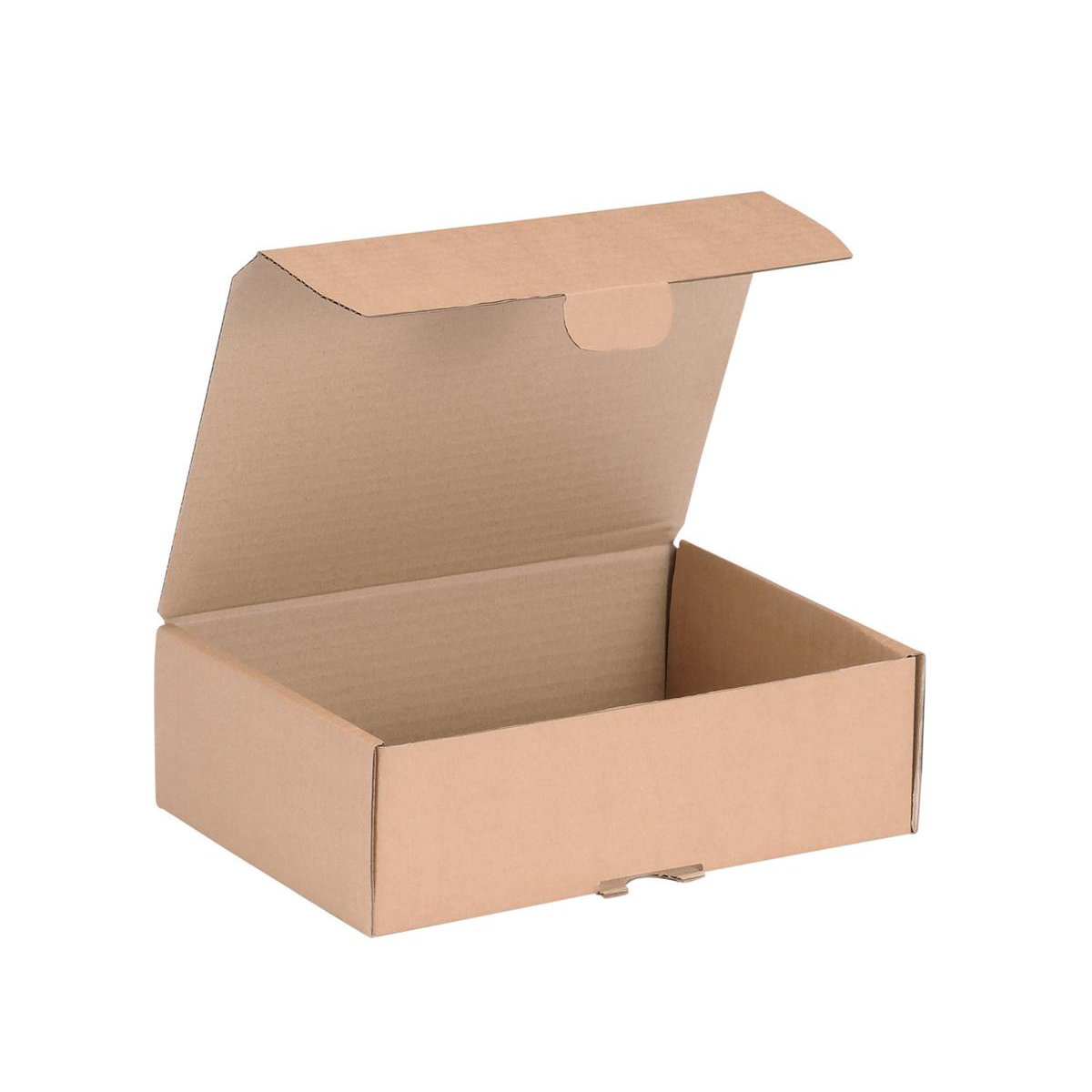 Packaging boxes Mailing Carton Easy Assemble S 250x175x80mm Brown Pack 20