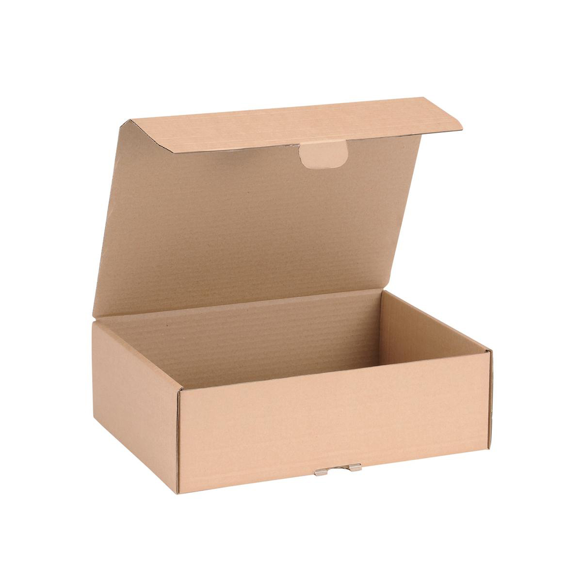 Packaging boxes Mailing Carton Easy Assemble M 325x240x105mm Brown Pack 20