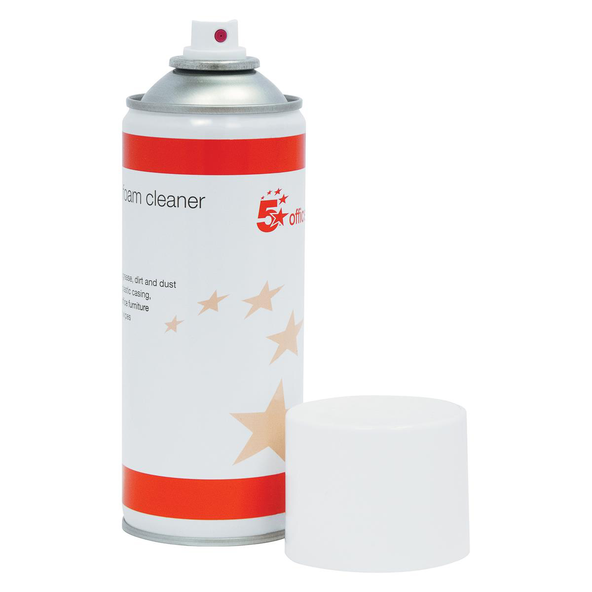Multipurpose 5 Star Office Anti-static Foam Cleaner General Purpose 400ml Can