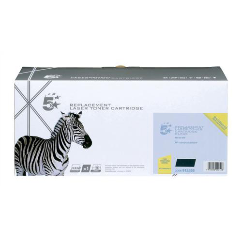 Image for 5 Star Office Remanufactured Fax Toner Cartridge Page Life 2500pp Black [Samsung SF-5100D3 Alternative]