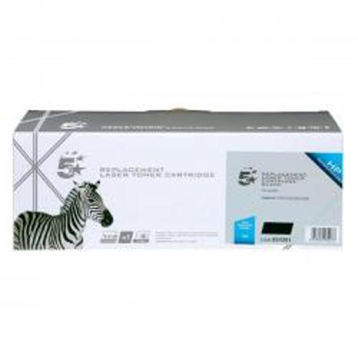 5 Star Office Remanufactured Laser Toner Cartridge Page Life 2000pp Black [HP 12A Q2612A Alternative]