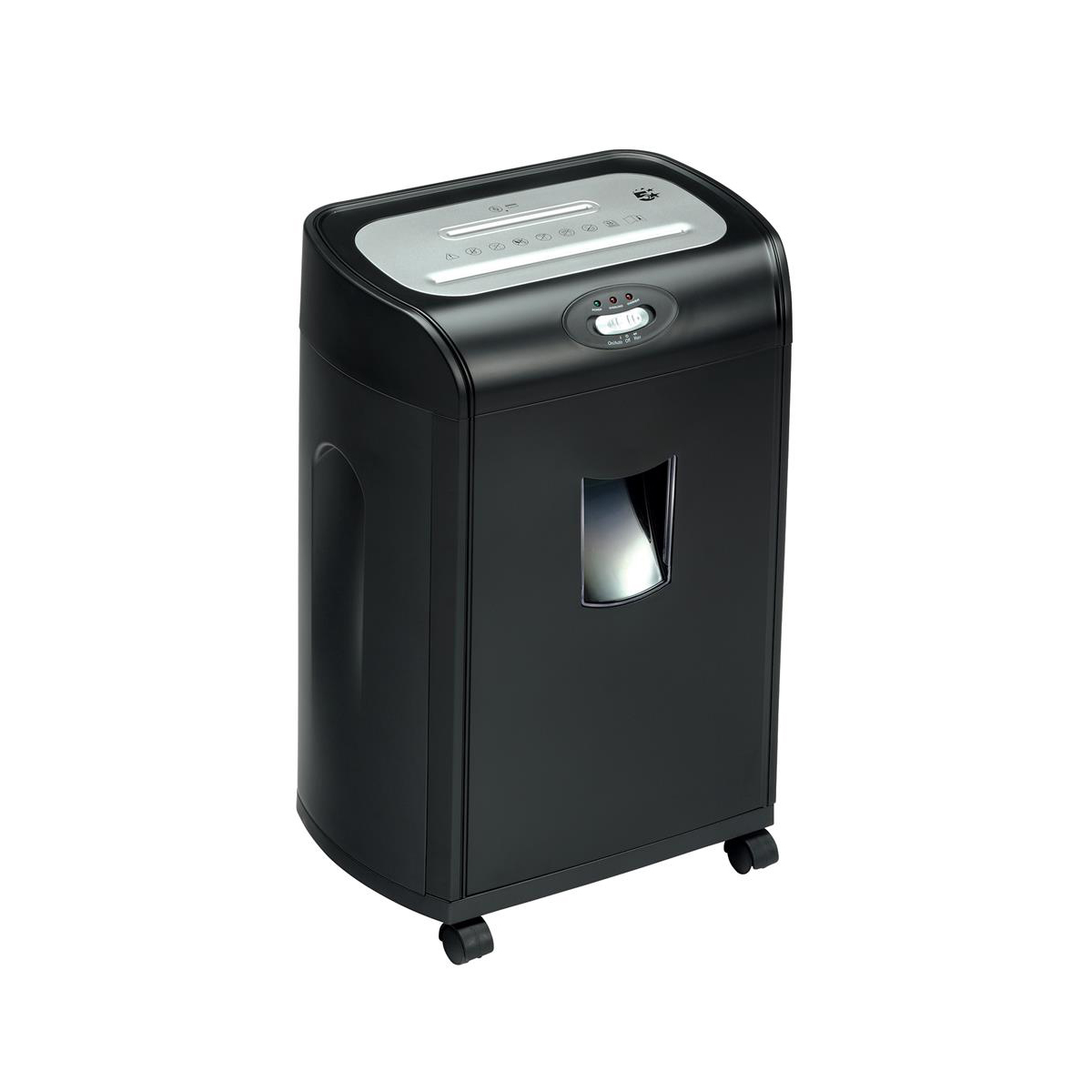 5 Star Office SC16 Shredder Strip Cut P-2 Security 20 Litre Capacity