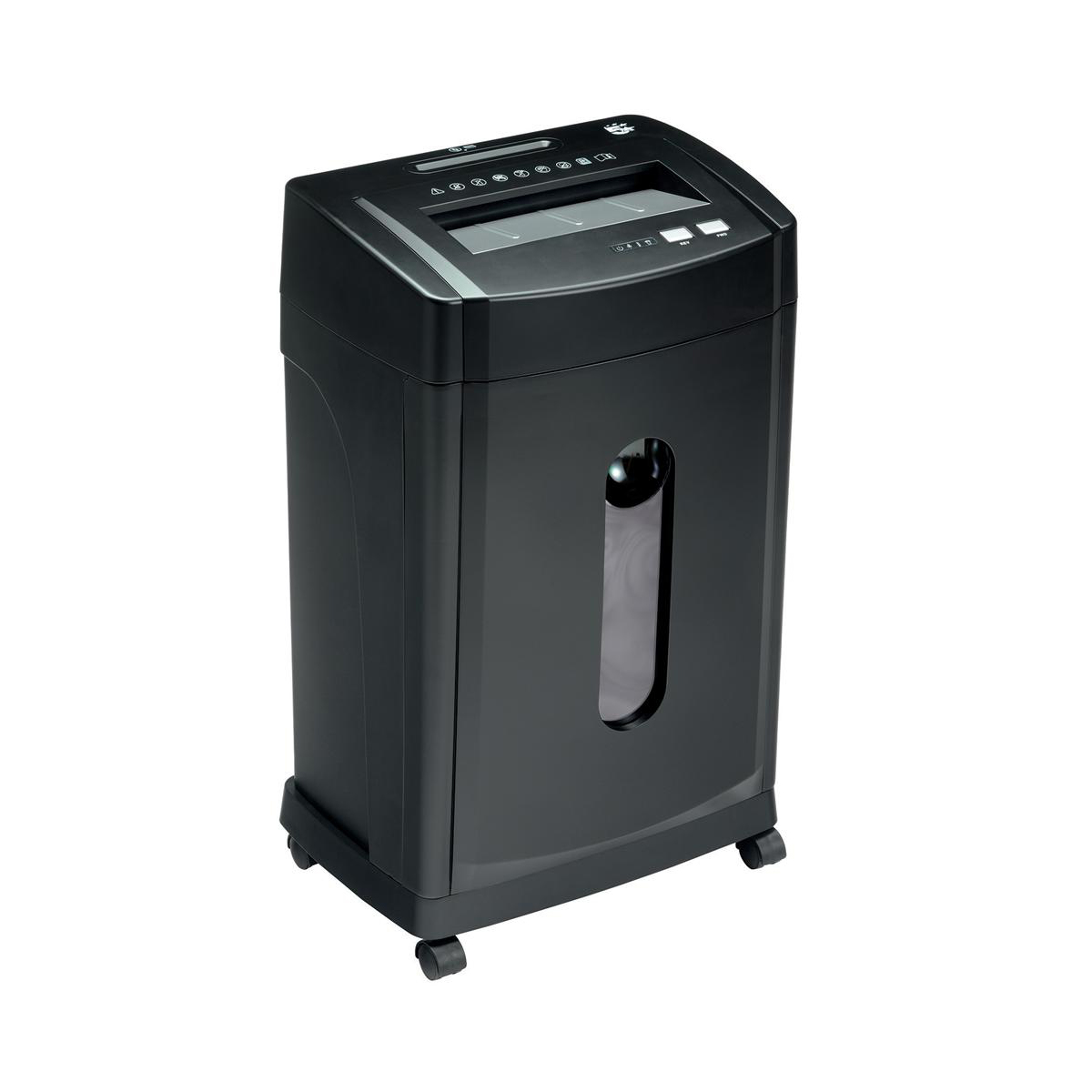 Shredders 5 Star Office CC24 Shredder Cross Cut P-3 Security 28 Litre Capacity