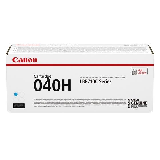 Canon 040H Laser Toner Cartridge High Yield Page Life 10,000pp Cyan Ref 0459C001