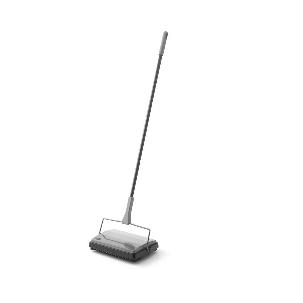 Image for Addis Multi Surface Floor Sweeper Folds Flat Metallic Ref 515801