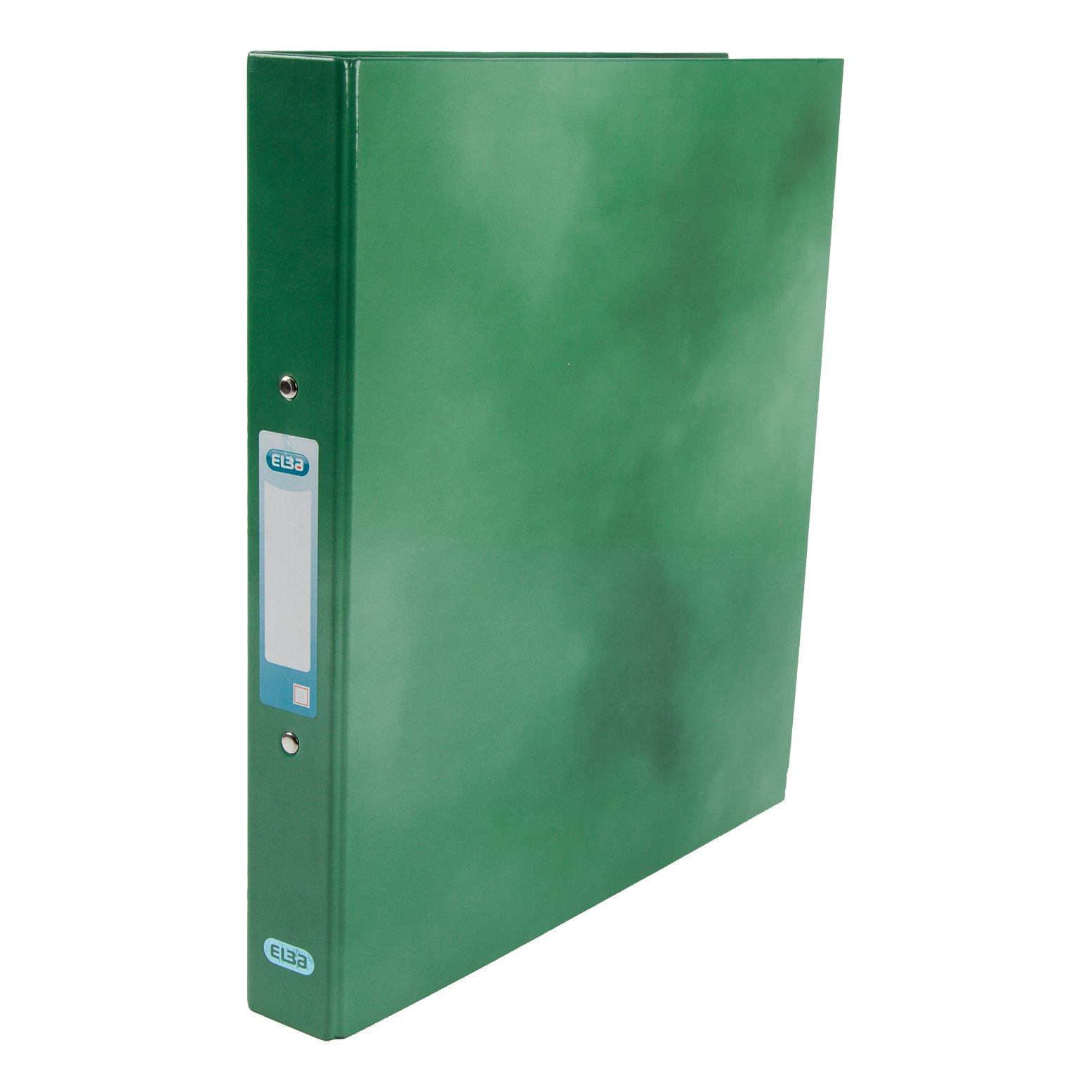 Elba Classy Ring Binder A4 2 O-Ring 25mm Laminated Metallic Green 400017756 [3 for 2] Jan-Dec 2019