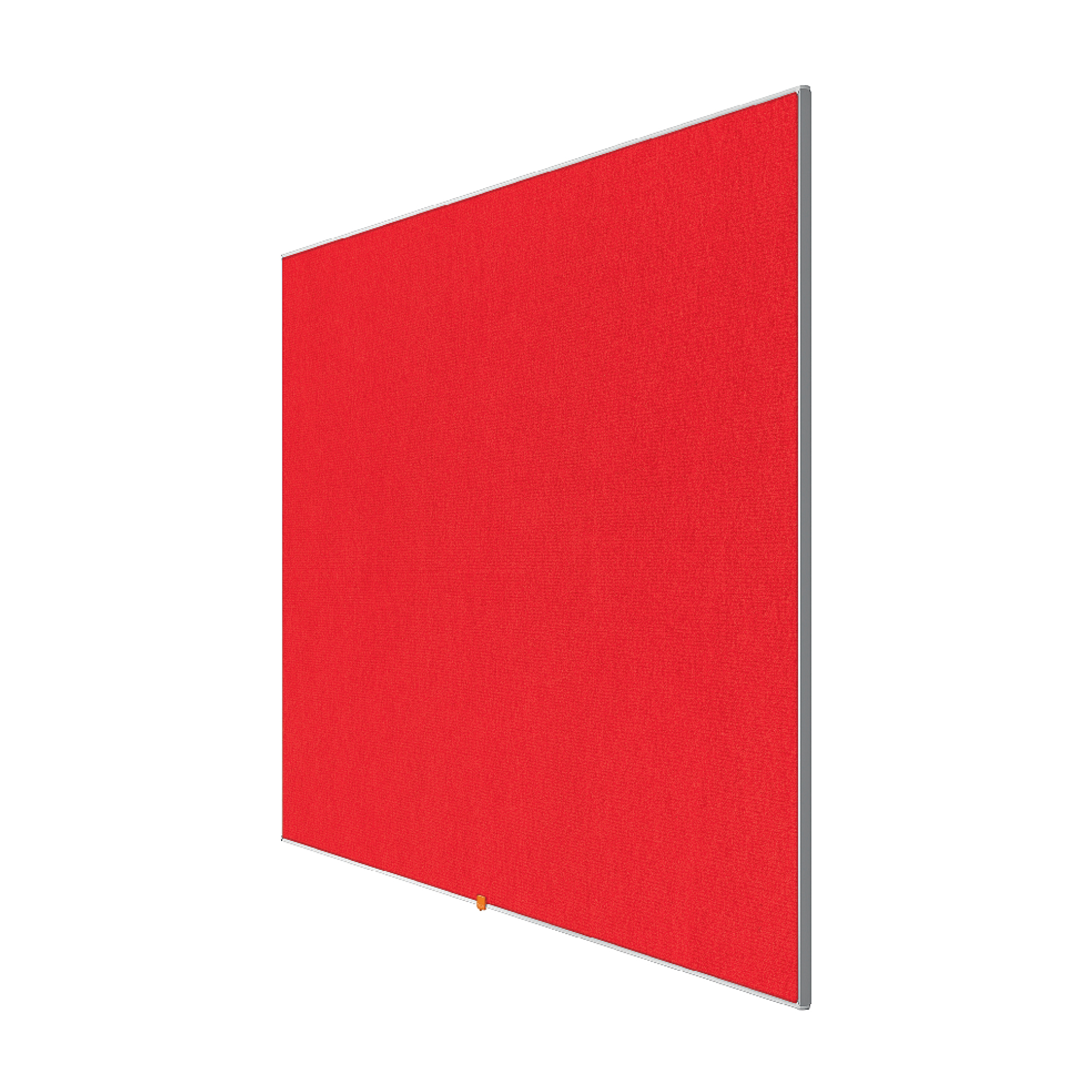 Bulletin boards or accessories Nobo 85 inch Widescreen Felt Board 1880x1060mm Red Ref 1905313