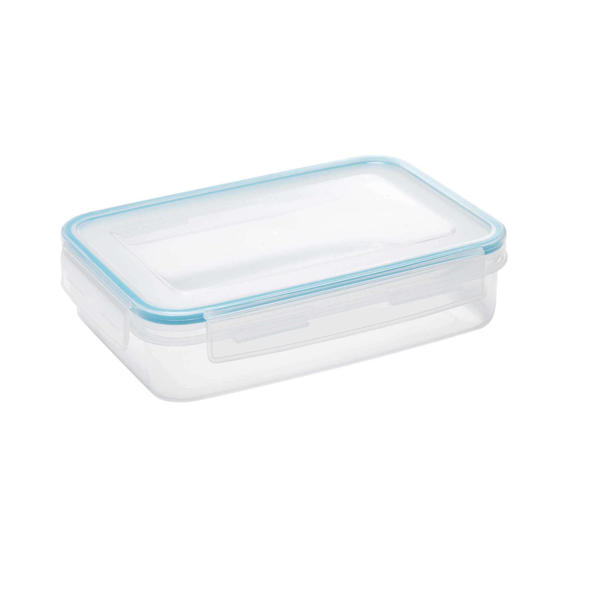 Domestic food storage containers Addis Clip & Close Rectangle 1.1 Litre Container Ref 502263