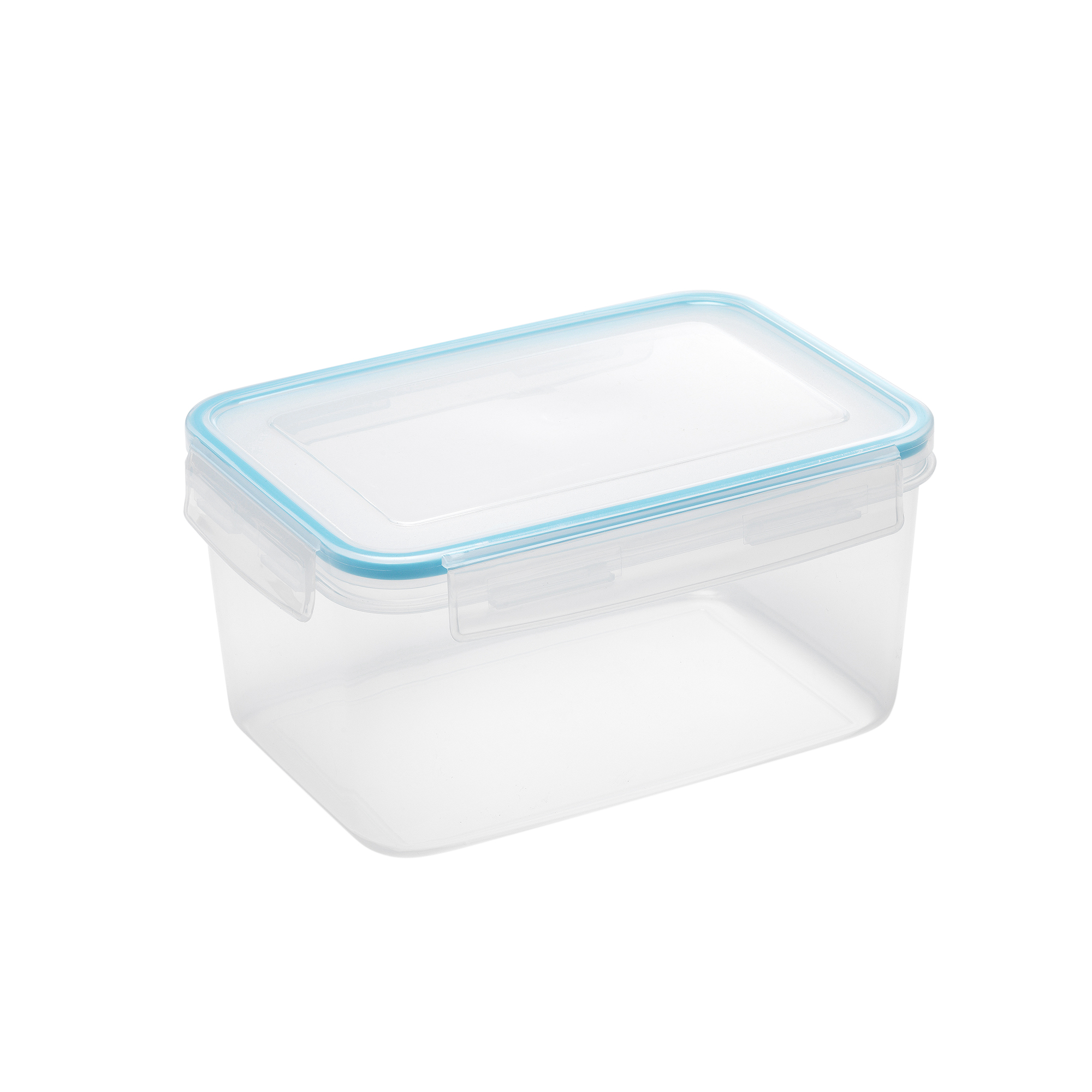 Domestic food storage containers Addis Clip & Close Rectangle 2.4 Litre Container Ref 502264