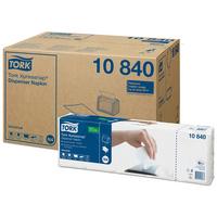 Tork Xpressnap Napkin 1-Ply White Ref 10840 Pack 1125