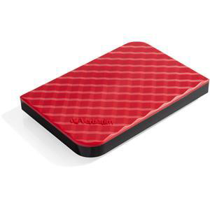 Verbatim Portable Hard Drive 1TB Red Ref 53203