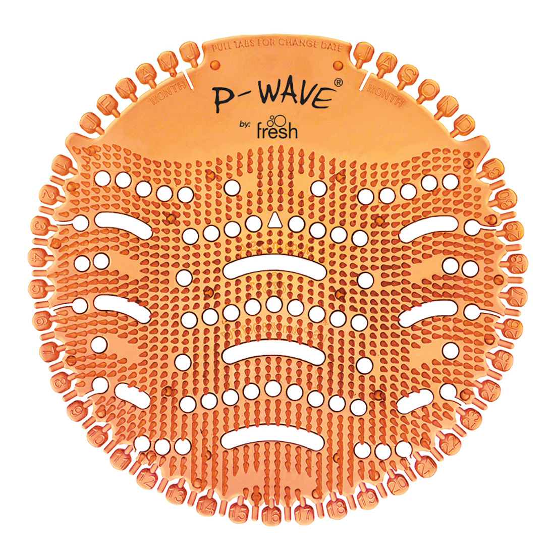 P-Wave Urinal Screens Mango Ref WZDS60MG [Pack 10]