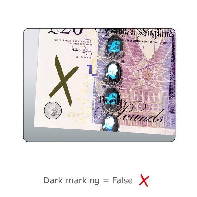 Safescan 30 Counterfeit Money Detector Pen Ref 111-0442