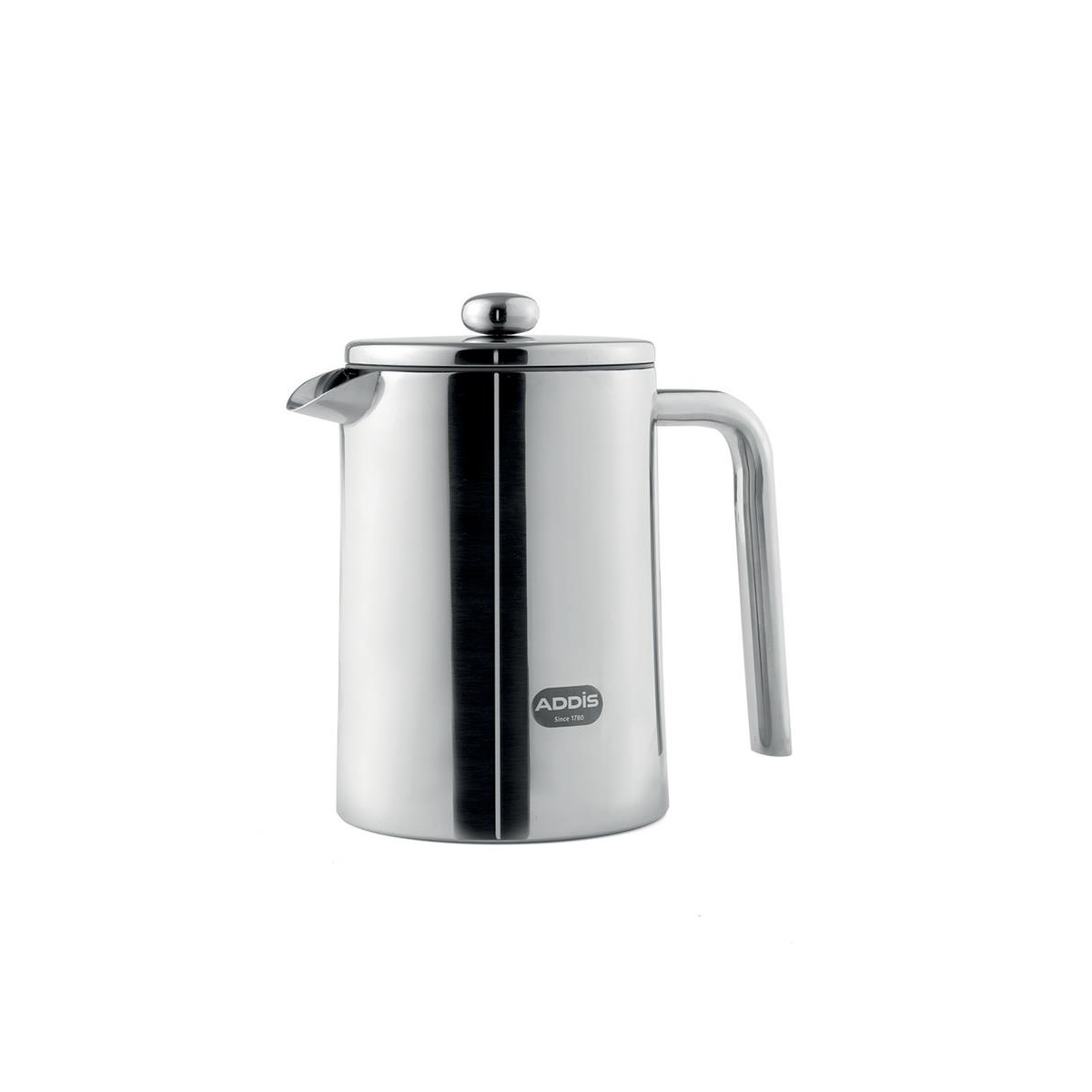 Addis Commercial Cafetiere 1.2 Litre Stainless Steel Ref 517471