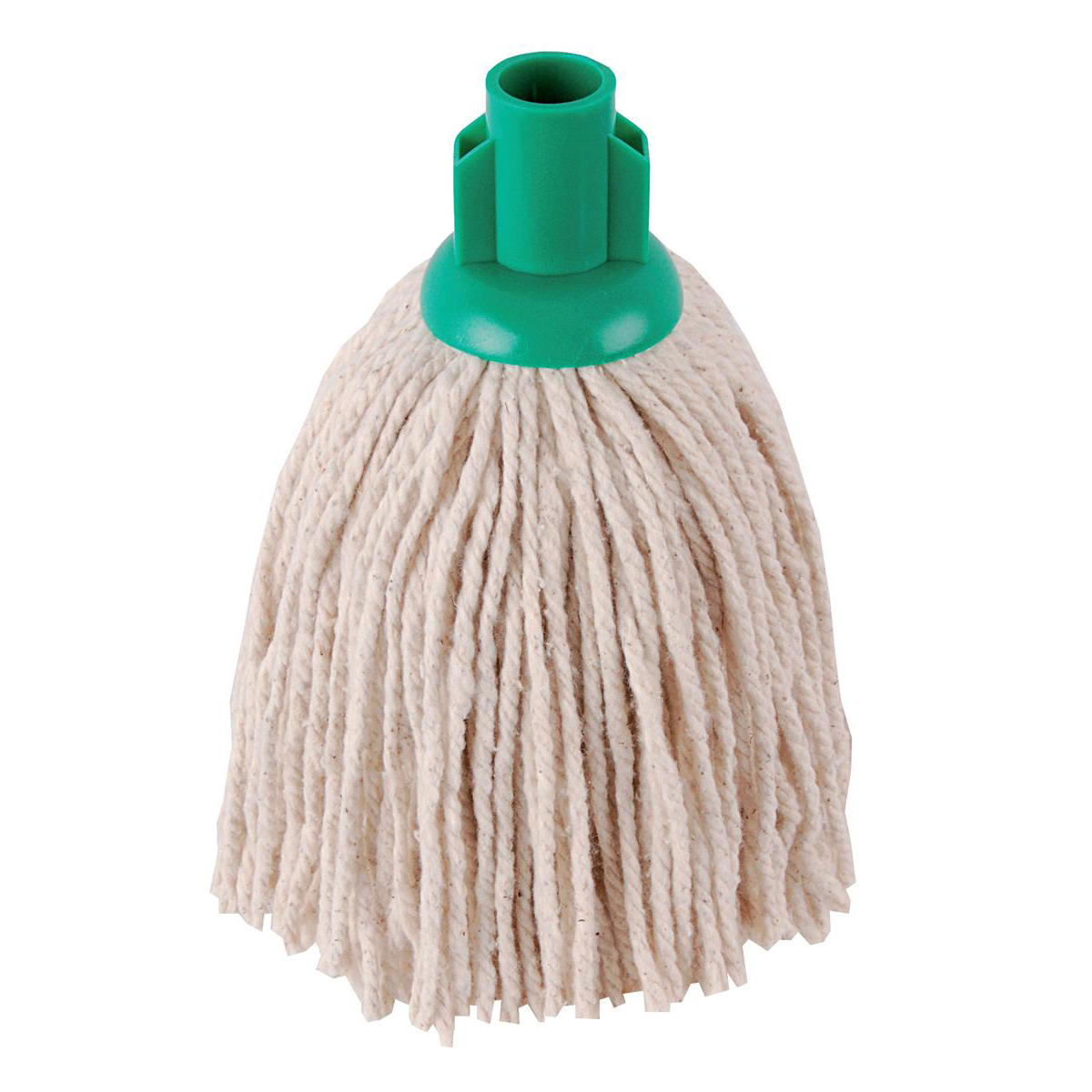 Robert Scott & Sons PY Socket Mop for Smooth Surfaces 12oz Green Ref 101870GREEN [Pack 10]
