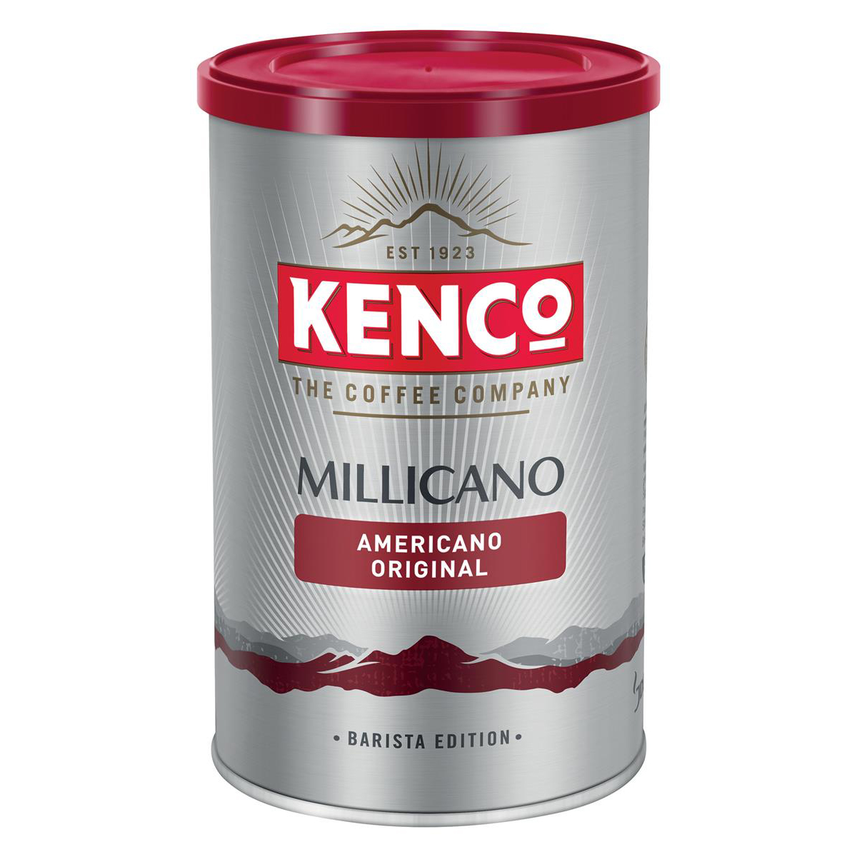 Kenco Millicano Americano Coffee Wholebean Instant Original 100g Ref 4032092